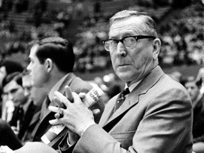 Rest in Peace Coach Wooden!