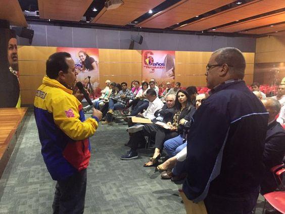 Ministro Marco Torres sostuvo encuentro con PyMES para fortalecer el sector https://t.co/emvz7T2TMR #Noticias #Venezuela