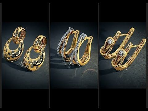 Artificial Latest Earrings Designs In 2020 Gold Earrings Designs Gold Jewellery Design Necklaces Gold Necklace Designs