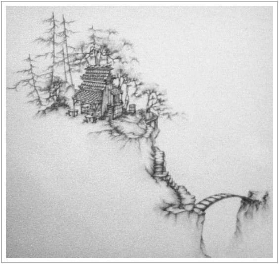 Zen Line Drawing : Pinterest the world s catalog of ideas
