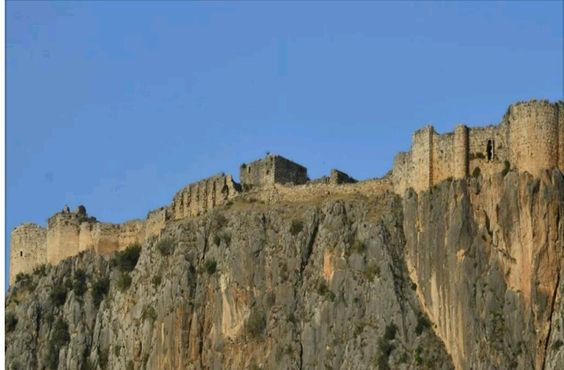 Anavarza castle-Kozan-Adana  Castles-Kaleler  Pinterest