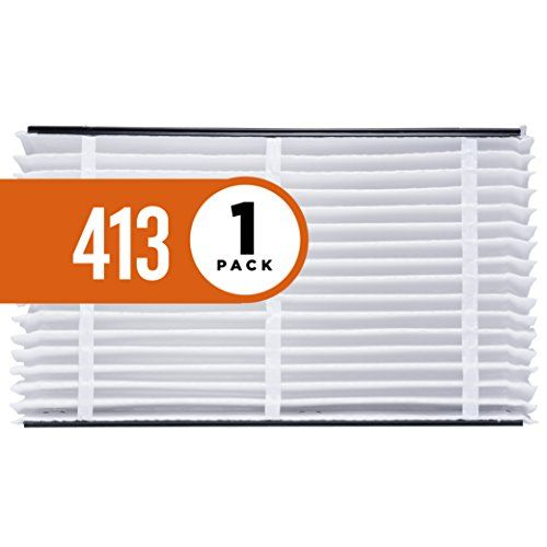 Aprilaire 413 Air Filter For Aprilaire Whole Home Air Purifiers Merv 13 Pack Of 1