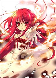 Shakugan no Shana - Image Thread (wallpapers, fan art, gifs, etc.) - Page 43 - AnimeSuki Forum