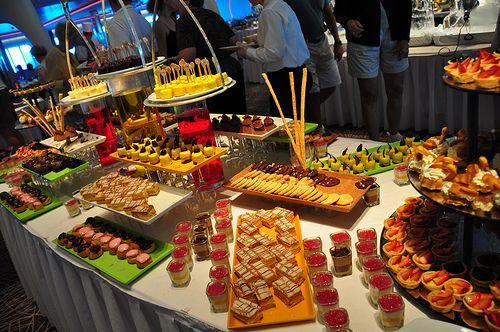 cruise food buffet - Google Search