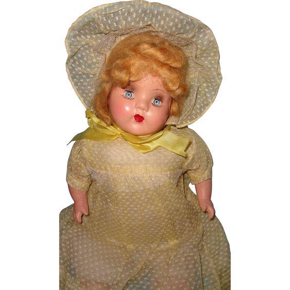Factory Original Sunny Composition Mama Doll