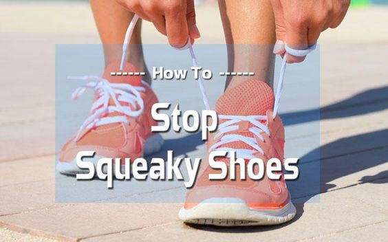 How to Stop Squeaky Shoes. There are various methods on how you can stop  your shoes from squeaking, depending on the type of shoes you have and the…