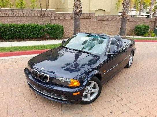 Convertible 2002 Bmw 325ci Convertible With 2 Door In El Cajon Ca 92021 Bmw Bmw Cars Car Collection