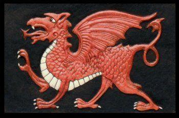 Welsh Dragon - Mini