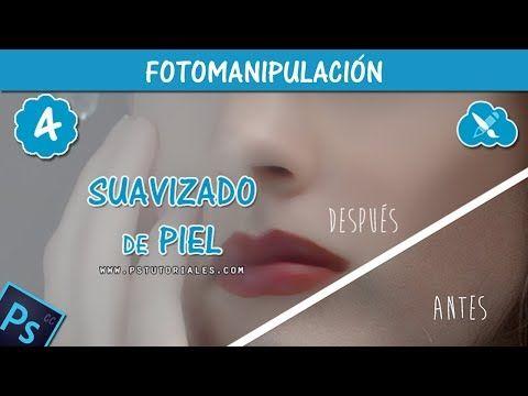 Suavizado De Piel Digital Painting En 6 H 4 Youtube Tutoriales Photoshop Trucos Photoshop Photoshop