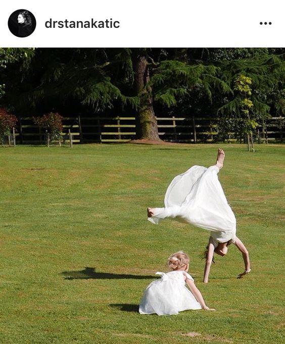 """British countryside wedding. Magical couple."""
