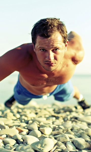 Skip the workout fads and opt for Outside Magazine's 10 #fitness laws instead.