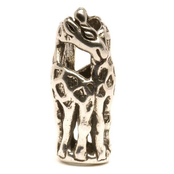 AUTHENTIC TROLLBEADS 11240 Giraffes
