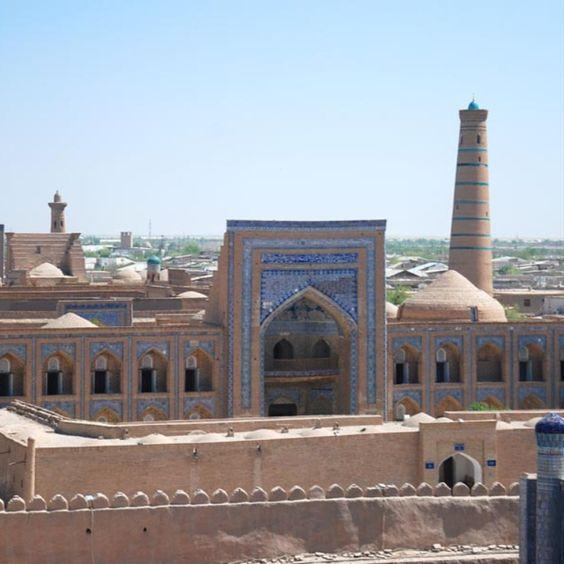 Khiva day trip - Rahim khan #Khivadaytrip