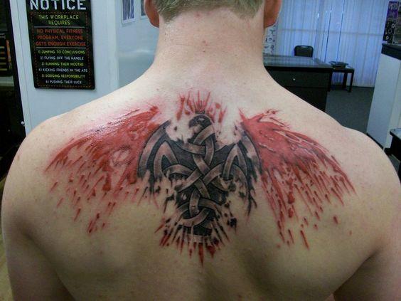 Blutadler Tattoo