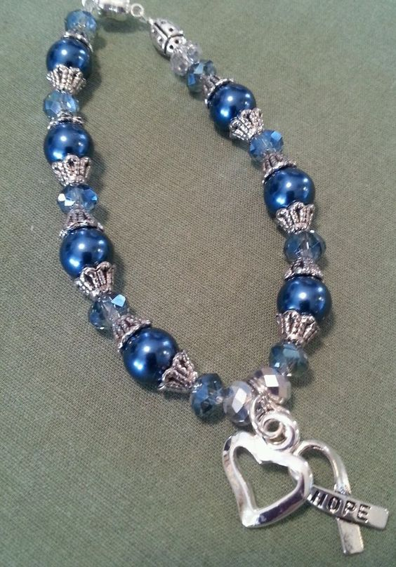 cancer bracelets and colon cancer on