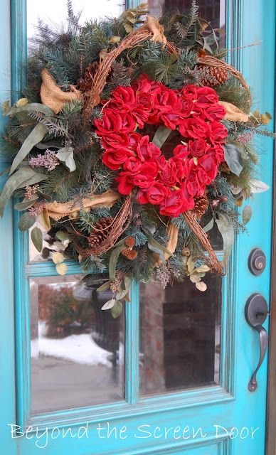 Use a base wreath and add on for each holiday