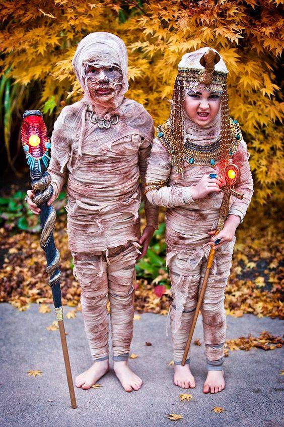 Are you my Mummy? Kids mummy costume, Diy mummy costume