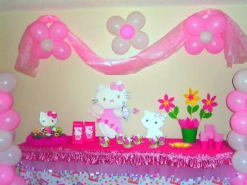 baby hello kitty ideas para kitty baby showers baby balloon showers