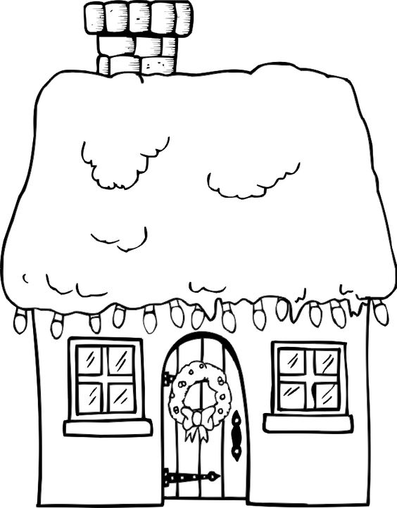 Christmas printables coloring pages