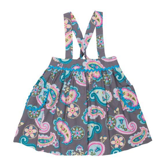 Playdate Pals Sydney Suspender Skirt
