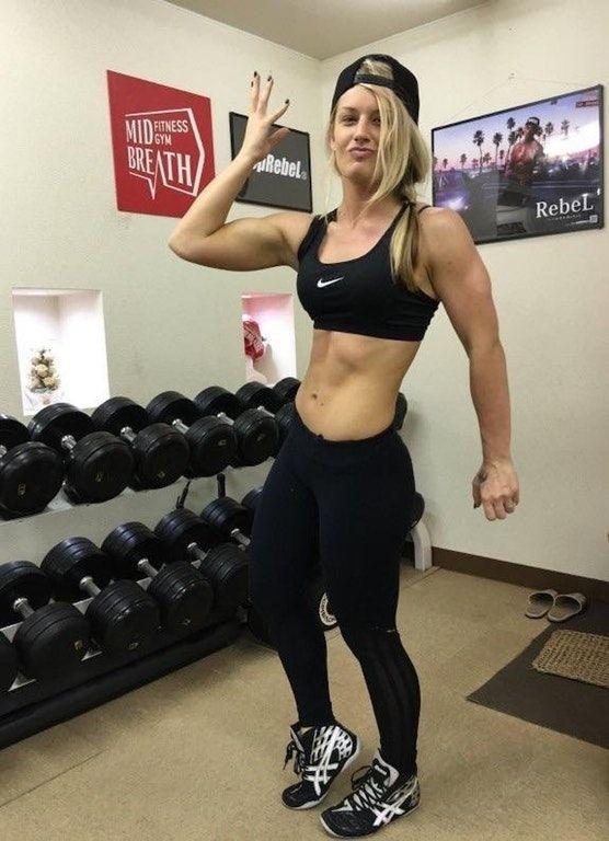 Toni Storm Fitness Motivation Fitness Gym Workouts