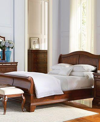 Bordeaux Louis Philippe Style Bedroom Furniture Collection Bedroom Furniture Furniture