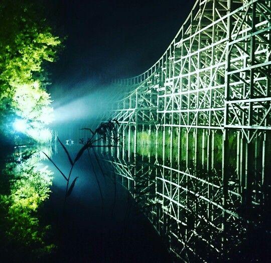 Reflection. Halloween Frightnight. By NikitaDB