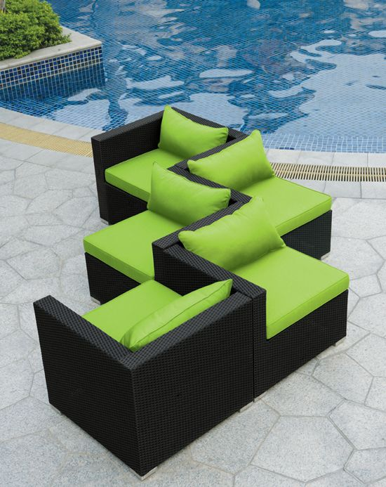 Outdoor furniture Luxury homes and Outdoor on Pinterest