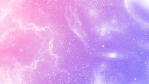 Sky Astheticwallpaperiphonepastel Latar Belakang Ungu Pemandangan Anime