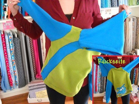 Jasmin hat zum 1.Mal ein Shirt für ihren kleinen Sohn genäht ... sie kann mächtig stolz darauf sein ... er ist wirklich super geworden. nach einem eBook von  http://de.dawanda.com/shop/Lebenslustigkeiten