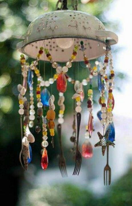 gorgeous windchime idea