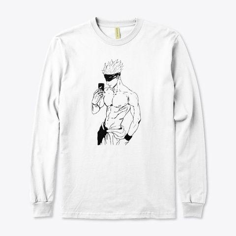 Satoru Gojo Jujutsu Kaisen Shirts T Shirt Graphic Sweatshirt