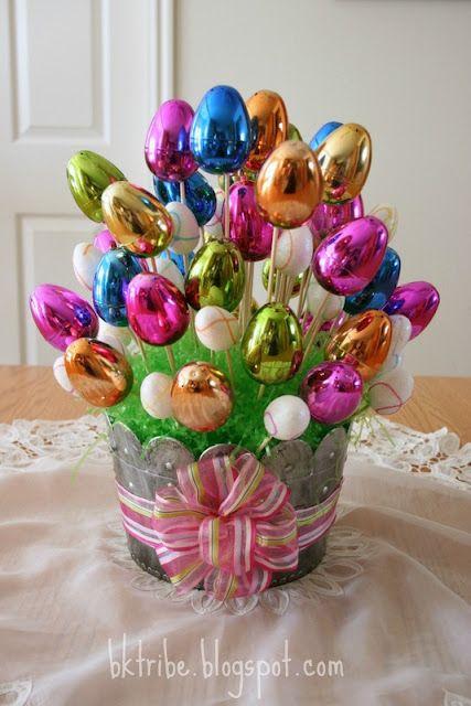 Egg Bouquet
