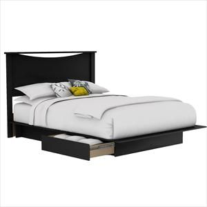 Queen Platform Bed Nebraska Furniture Mart And Extra Storage On Pinterest