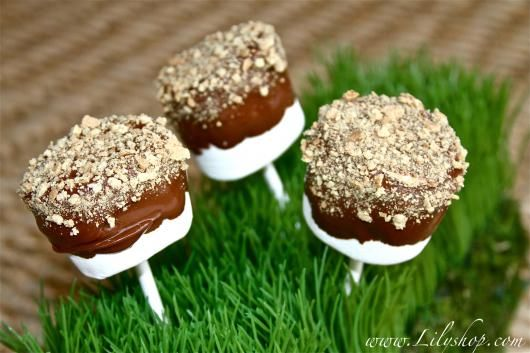 'California S'mores' from the Lilyshop Blog