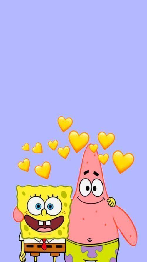 Carta Da Parati Iphone Spongebob Iphone Wallpaper Cartoon Wallpaper Iphone Spongebob Wallpaper