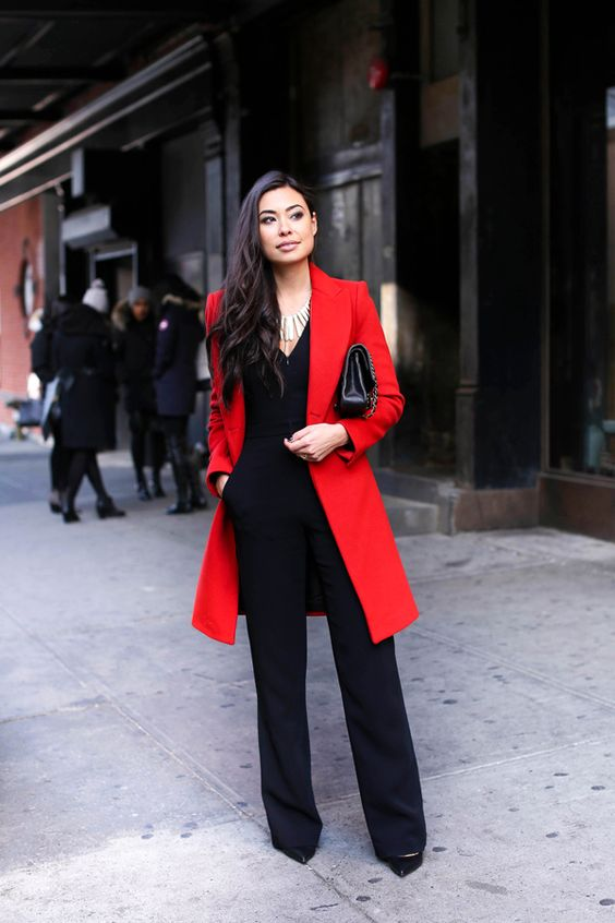 Jumpsuit on West 13th Street | With Love From Kat: