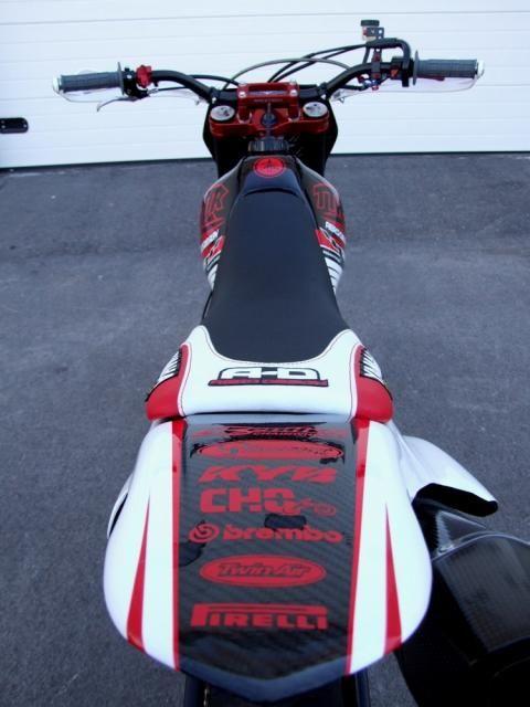 Yamaha Ttr 600 Aero Motard Supermotard Motard Moto