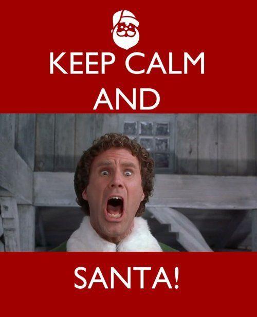 Buddy the Elf....LOVE!