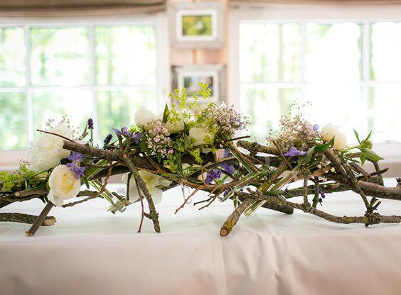nat rliche blumendeko hochzeitsblog wedding ideas. Black Bedroom Furniture Sets. Home Design Ideas