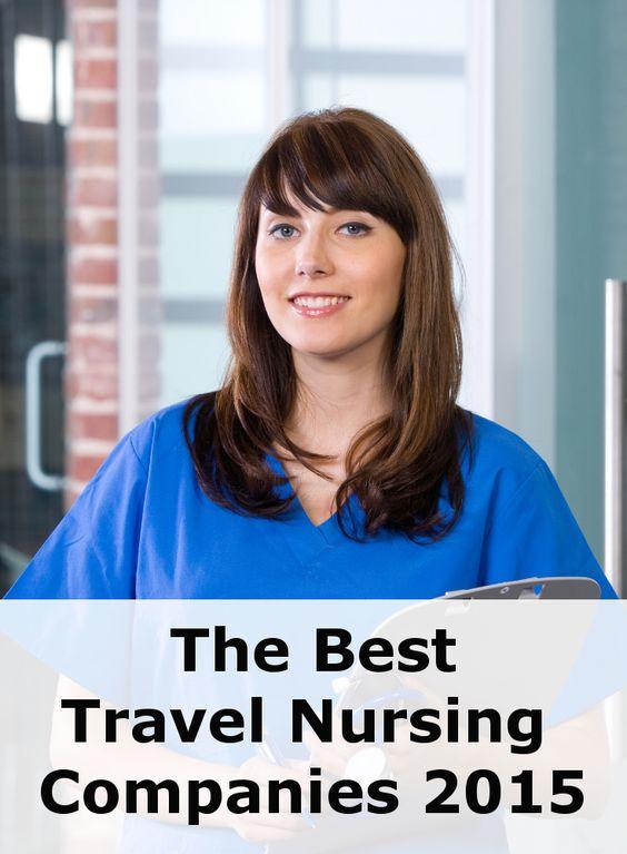 The Best Travel Nursing Companies of 2015 : A List Comparison
