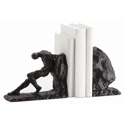 You made it! Interior HomeScapes offers the Jacque Bookends, Set of 2 by Arteriors.  Visit our online store to order your Arteriors products today.