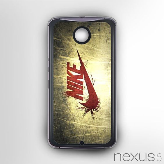 Nike brand AR for Nexus 6 phonecases