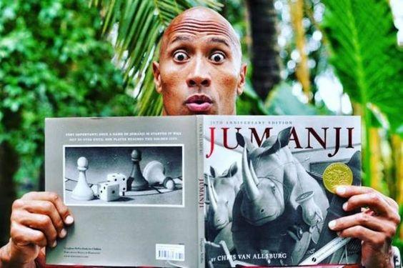 Découvrez le casting complet de la suite de Jumanji http://xfru.it/ZJY51u