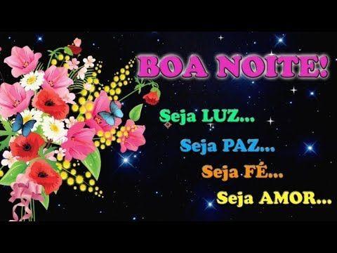 Linda Mensagem De Boa Noite Espalhe Energia Boa Paz Fe Luz E