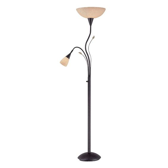 Nevio Floor Lamp, Yellow