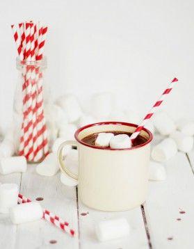 Chocolat chaud THERMOMIX - ELLE