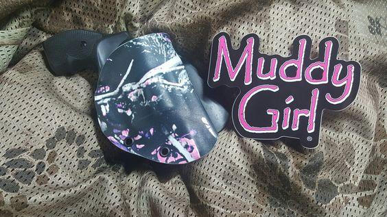 Muddy Girl Holster 38 Special  Rebel Road Customs