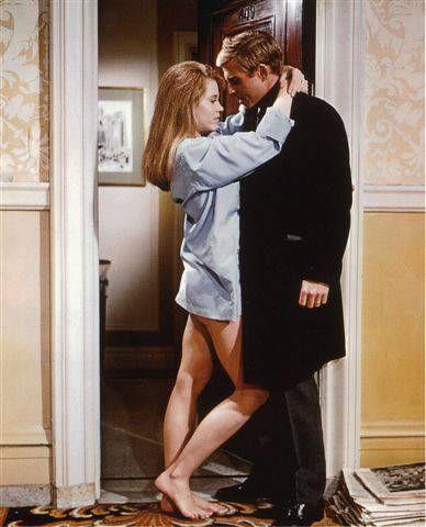 Jane Fonda and Robert ...