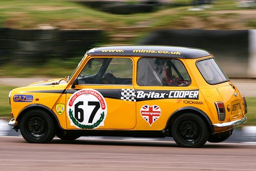 Classic Touring Cars - Lydden Hill - 2010